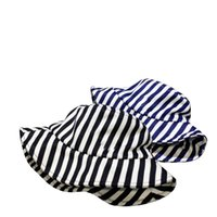 Bucket Hat Cotton Packable Winter Fall Travel Beach Hats Outdoor Street Cap Women Mens Unisex Beanies Flat Icon Stripes Fisherman Caps Casual Classic Scarf Accessor