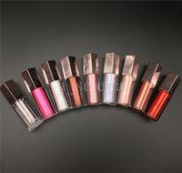 입술 메이크업 립글로스 유약 9 색 반짝 이는 체리 비타민 명확한 액체 글로우 싱점 9ml