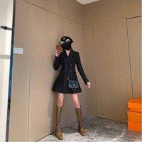 Kei Chan and Top Level Quality 여성 허리 복장 캐주얼 드레스
