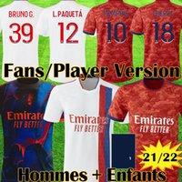 20 21 Maillot Lyon 2020 2021 Olympique Lyonnais Camisa de futebol Maillot de foot OL camisas de futebol TRAORE MEMPHIS men kids kits equipment