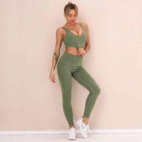 Sports Shoes Beauty Back Pack Women Straight Heupen Running Sport Yoga Wear