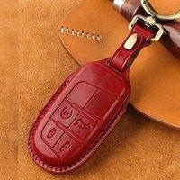 Custodia per auto in lega di zinco Custodia con shell protector per Jeep Bussola, Cherokee, Renegade, Grand Cherokee Protect Accessori Auto-styling