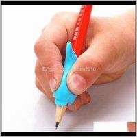 다른 오피스 학교는 미취학 아동 펜 연필을 잡는 학생들의 장치를 공급합니다. 자세 보정 도구 작성 A7EFJ R5itb