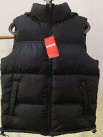 패션 NF700 조끼 아래로 자켓 조끼 따뜻한 여자 스타일리스트 겨울 자켓 남성과 여성의 옥외 코트 필수 콜드 보호 크기 XS-2XL