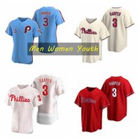 FiladélfiaPhillies.Jerseys de beisebol 3 BryceHarper 20 Mike.Schmidt White Home Player Jersey Tamanho -XXXXL