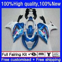 Carrozzeria per Suzuki Katana GSX 650F GSXF 650 Pearl Blue 2009 2009 2010 2011 2012 2013 2014 29NO.96 GSXF-650 GSXF650 GSX-650F 08-14 GSX650F 08 09 10 11 12 13 14 carent