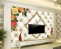 Wallpapers 3d Wallpaper Po Custom Living Room Mural Ballet Dancer Jewelry Painting Sofa TV Background For Wall