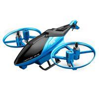 Дистанционное управление Самолет Вертолет 3D Аэробатика Высота H HD Широкоугольный объектив Управление App Control RC вертолет RTF