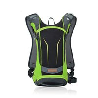 Stuff Sacks Outdoor Cycling Water Bag Backpack Mountaineering Bags Sports Running Marathon With Mobile Phone Pouch