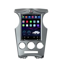 """Touch Screen Car Dvd Radio Android 9.7"""" for Kia Carens Auto A C Navigation with TV Multimedia Player Mirror Link"""