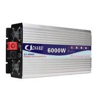 Keukenkranen Intelligente scherm Pure Sinus Wave Power Inverter 12V / 24V tot 220 V 3000W / 4000W / 5000W / 6000W Converter