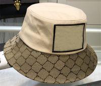 Chapeau de godets de designer plat Golf Protection Sun Protection imprimée Chapeaux aménagés Populaire Casquettes de baseball pour femmes Casquette 2021