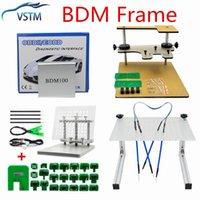 Diagnostische gereedschappen 2021 EST LED BDM Frame Testen voor BDM100 FGTECH CHIP TUNKING MET ADAPTER MASTER CMD ECU-programmering 100