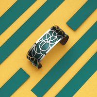 Cremo Luxury Love Bracciali bracciali per le donne Bracciale in acciaio inox Manchette Cuoio intercambiabile Argent Pulseiras Braccialetto di Natale