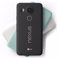리퍼브 원래 LG Nexus 5X H790 H791 5.2 인치 Hexa 코어 2GB RAM 16GB 32GB ROM 12.4MP 잠금 해제 4G LTE 스마트 휴대 전화 30pcs