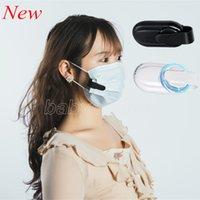 Портативная портативная маска для маски для маски для лица Clip-на воздушном фильтре USB аккумуляторные выхлопные мини-фанаты Личные носимые очистители воздуха