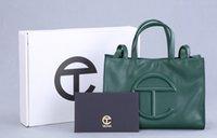 2021 Femmes Designer Top Telfar Sacs Femme Sac à main Sacs à main Mode Style de mode Sac de luxe PU cuir de haute qualité Sac à main en gros C99