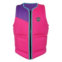 Life Vest & Buoy Jacket Swimming Fishing Floating Rescue Sea Canoeing Sailing Safety Water Sports Survival