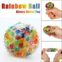 Antistress Fidget Color Sensory Toy Office Stress Ball Pressure Ball Stress Reliever Happy sensory Toys Semplice Dimple Fidget Giocattolo