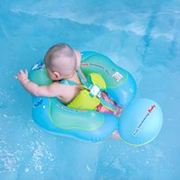 Life Vest & Buoy Baby Swimming Float Ring Inflatable Infant Floating Kids Pool Accessories Circle Bathing Double Raft Rings