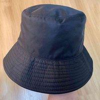 20SS Bucket Chapéu Para As Mulheres Moda Clássico Designer Nylon Cap Outono Primavera Pescador Chapéus Sun Caps Drop Ship Heading Shorning