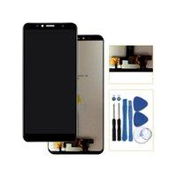 Замена сотовых телефонов Оригинальные панели ЖК-экран ЖК-экран для Huawei Y6 Prime Display Digitizer Assembless