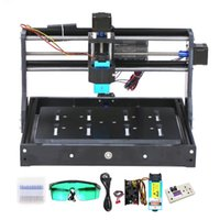 Electric Trimmers CNC3020 Mini DIY CNC Router Kit Power Milling Machine GRBL Control Laser Engraver Engraving With Large Working Area ER11