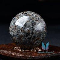 Amazing Yooperlite Crydsal Sephere Reiki Healing Ball Meditation Chakra Decor