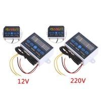 Smart Home Control W88 12V 220V 10A Digital LED Temperature Controller Thermostat Switch Sensor