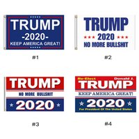 أنيق 90 * 150 سنتيمتر حجم العلم حديقة فناء المستخدمة في ترامب حملة الديكور الأمريكية الانتخابات الملحقات