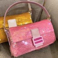 Сумки на ремне 2021 розовые Bling Secked роскошные вечеринки свадебные сумки мода женщин повседневные кошельки