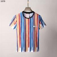 2022 Letnia męska Designer T Shirt Casual Man Damskie Tees z literami Drukuj krótkie rękawy Top Sprzedaj Luxury Men Hip Hop Ubrania, # 84