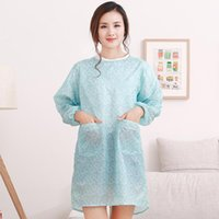 Aprons Master Dress Coat For Woman Barber Linens Baking Accessories Barbecue House Cleaning Cosmetic Hairdresser Cook Uniform