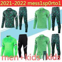 Мужчины + дети 2021 мужской футбольный костюм 20 21 Выжитие De Flooth Coussusit Chandal Размер S-3XL