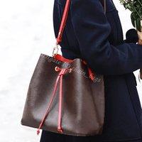 Borsa a tracolla Borsa a tracolla a tracolla con croce stampato frizione coulisse zaino borsa portafoglio totes borse borse borse da donna 2021 donne lussurys designer borse borse