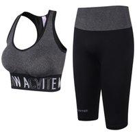 soutien-gorge de sport Pantalon d'athlétisme Entraînement Vêtements Femmes Entraînement Fitness Gym Leggings Shorts de yoga Courts de remise en forme Vêtements de sport Sportswear Jeu de costumes