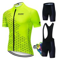 레이싱 세트 2021 여름 프로 사이클링 유니폼 세트 산악 자전거 의류 통기성 자전거 시신 스포츠 맨 짧은 사이클링 조리에 대한 스포츠웨어