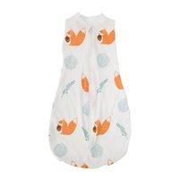 Baby Schlafsack für Neugeborenen 100% Baby Swaddle Sack Decke Weiche Nette Muster Klimaanlage Multifunktional