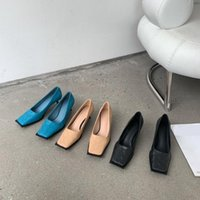 Dress Shoes Casual Heels Basketball Platform 2021 Square Toe African Woman Shoe Pumps Lace-Up Slip On Shallow Mouth Sexy Sandals Com