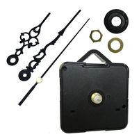 Desk & Table Clocks 5PCS DIY Clock Mechanism Silent Non-Ticking Quartz Watch Round Wall Repair Tool Parts Kit