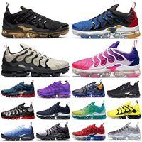 2021 TN Artı Işık Kemik Kraliyet Mavi Metalik Altın Erkek Koşu Ayakkabıları Pembe Mor Hyper Menekşe Limon Kireç Kadın Spor Eğitmenler Sneakers