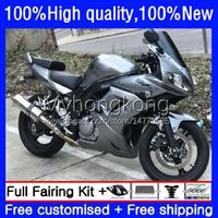 Body Kit For SUZUKI SV1000S SV650S SV1000 SV650 SV-1000 SV-650 33No.88 SV 650S 1000S 2003 2004 2005 2006 2007 2008 2013 SV 650 1000 S 03 09 10 11 12 13 Fairing ALL Silvery