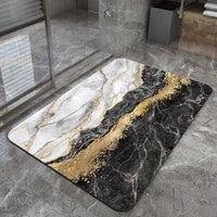 Carpets Super Absorbent Quick-drying Bathroom Rug Home Decoration Door Mat Foot Carpet Kitchen Toilet Floor Decor