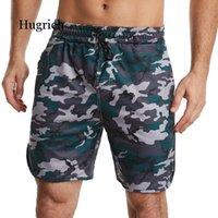 Shorts Hommes Cool Summer Summer Workout d'entraînement occasionnel Hommes Pantalons courts Vêtements de marque confortable Camo Beach Homme