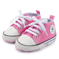 Baby Girls Boys Shoes Baby Classic Classic Canvas Shoes Modern Mill
