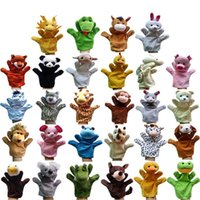12Pcs Lot Funny Hand Puppets For Kids Plush Hand Puppets For Sale Chinese Zodiac Style Cartoon Hand Puppets Large Size 1034 V2