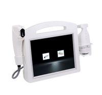 2 en 1 Máquina de adelgazamiento liposónico 3D 4D HIFU 20000 Disparos promueve el colágeno regenerado Liso Facial Facial Flogging Fundging