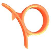 Kitchen Gadgets Cooking Tools Peeler Parer Finger Type Open Orange Peel Orange