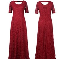 Women Plus Size Clothing 6XL 9XL Dresses Long Lace Party Formal Dress Evening Ball Gown 7XL 5XL Clothing