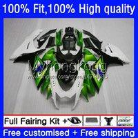 Body Injection For SUZUKI GSXR600 GSXR Green black 600 750 CC 600CC 750CC K11 23No.107 GSXR750 2011 2012 2013 2014 15 16 17 GSXR-600 11 12 13 14 2015 2016 2017 OEM Fairing